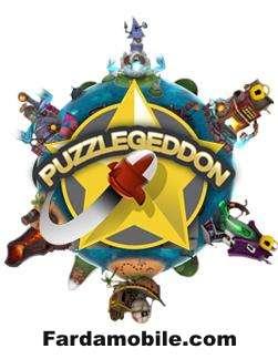 بازی پازل برای موبایل Puzzlegeddon برای دانلود